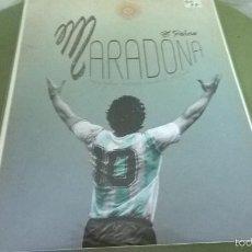 Coleccionismo deportivo: MARADONA- EL PIBE DE ORO. Lote 58337578
