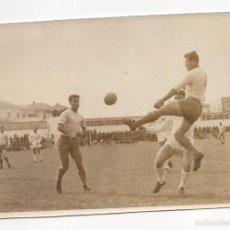 Coleccionismo deportivo: FOTOGRAFIA FUTBOL. JAEN - CADIZ CF. FOTO ORTEGA. 18 X 12CM. Lote 58771101
