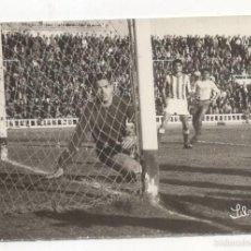 Coleccionismo deportivo: FOTOGRAFIA FUTBOL. CADIZ CF - HUELVA. TIRO DEL CADIZ. FOTO SILVESTRE. Lote 58772931