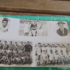 Coleccionismo deportivo: FOTO FOTOGRAFIA TARJETA POSTAL PARTIDO DE FUTBOL A IDENTIFICAR. Lote 59774100
