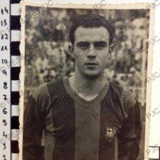 Coleccionismo deportivo: EDUARDO MANCHON F.C. BARCELONA CON AUTOGRAFO. Lote 60127771