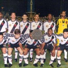 Coleccionismo deportivo: VASCO DA GAMA (BRASIL) TROFEO CARRANZA (CÁDIZ) 1999 99. Lote 60802971