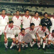 Coleccionismo deportivo: FOTO ORIGINAL SEVILLA FC. Lote 60803535