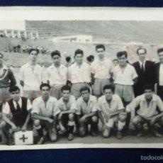 Coleccionismo deportivo: C.D REGIONAL PUERTO DE LA LUZ. CAMPO DE CHILE (LAS PALMAS DE GRAN CANARIA) AÑOS 50. Lote 61122955
