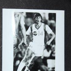 Coleccionismo deportivo: CRUYFF. FOTO PROMOCIONAL 12 X 9 CTMS. DE SU ETAPA EN L.A. AZTECS. Lote 61565604
