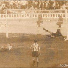Coleccionismo deportivo: FOTOGRAFÍA ORIGINAL CÁDIZ CF CD LOGROÑÉS 1971/72 71/72. Lote 61616420