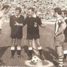 Coleccionismo deportivo: FOTOGRAFIA ORIGINAL CÁDIZ CF DEPORTIVO ALAVÉS 1974/75 74/75. Lote 62752248