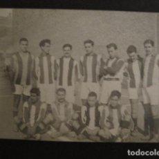 Coleccionismo deportivo: FOTOGRAFIA DE FUTBOL - PEQUEÑA -VER FOTOS Y TAMAÑO - (V- 7138). Lote 64984235