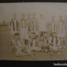 Coleccionismo deportivo: FOTOGRAFIA DE FUTBOL - PEQUEÑA -VER FOTOS Y TAMAÑO - (V- 7140). Lote 64984347