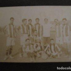 Coleccionismo deportivo: FOTOGRAFIA DE FUTBOL - PEQUEÑA -VER FOTOS Y TAMAÑO - (V- 7141). Lote 64984415