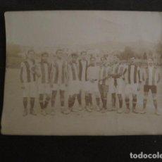 Coleccionismo deportivo: FOTOGRAFIA DE FUTBOL - PEQUEÑA -VER FOTOS Y TAMAÑO - (V- 7142). Lote 64984487