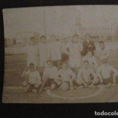 Coleccionismo deportivo: FOTOGRAFIA DE FUTBOL - PEQUEÑA -VER FOTOS Y TAMAÑO - (V- 7144). Lote 64984591
