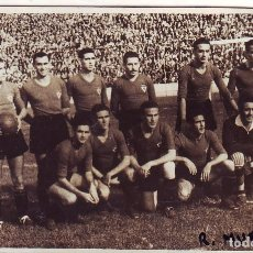 Coleccionismo deportivo: FOTOGRAFÍA DEL REAL MURCIA MEDIDA 8 X 5 CMS. AÑOS 1940. Lote 67828909