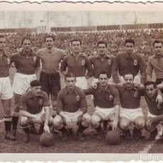 Coleccionismo deportivo: FOTOGRAFÍA DEL REAL OVIEDO AÑOS 1950 . Lote 67956989