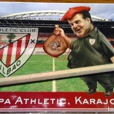 Coleccionismo deportivo: FOTO BIELSA ATHLETIC BILBAO. Lote 72368447