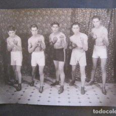 Collectionnisme sportif: BOXEO - FOTOGRAFIA ANTIGUA - VER FOTOS Y MEDIDAS - (V- 8151). Lote 72882147