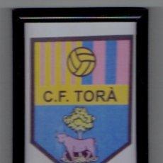 Coleccionismo deportivo: C.F.TORÀ FOTOGRAFIA CON MARCO Y CRISTAL. Lote 73513483
