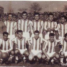 Coleccionismo deportivo: FOTOGRAFÍA DEL CÓRDOBA C.F. TEMPORADA 1961/62. Lote 81668104