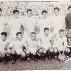 Coleccionismo deportivo: FOTOGRAFÍA DEL SEVILLA C.F. 1957. Lote 81802208