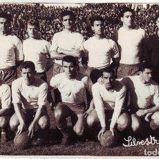Coleccionismo deportivo: FOTOGRAFÍA DEL CÁDIZ TEMPORADA 1960/61. Lote 81805096