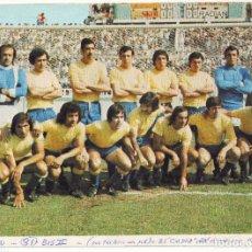 Coleccionismo deportivo: FOTOGRAFÍA DEL CÁDIZ TEMPORADA 1976/77. Lote 81818588