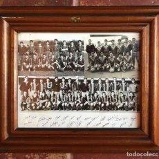 Coleccionismo deportivo: FOTO FC CF FUTBOL CLUB BARCELONA BARÇA CAMPEON AÑOS 50 KUBALA FIRMAS AUTOGRAFOS PLANTILLA JUVENIL 6. Lote 171553308