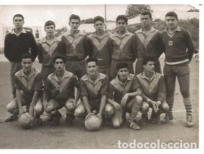 Coleccionismo deportivo: FOTO FC CF FUTBOL CLUB BARCELONA BARÇA CAMPEON AÑOS 50 KUBALA FIRMAS AUTOGRAFOS PLANTILLA JUVENIL 6 - Foto 5 - 171553308