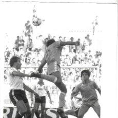 Colecionismo desportivo: FOTOGRAFIA. ESTADIO RAMON DE CARRANZA. CADIZ - RACING DE SANTANDER. 25 X 20CM. Lote 85699324