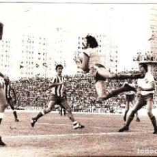 Coleccionismo deportivo: Nº 3 FOTOGRAFÍA ORIGINAL DEL AT. DE MADRID EN EL TROFEO CARRANZA. Lote 86293588