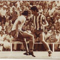 Coleccionismo deportivo: Nº 4 FOTOGRAFÍA DEL AT. DE MADRID TROFEO CARRANZA 1976. Lote 86293776