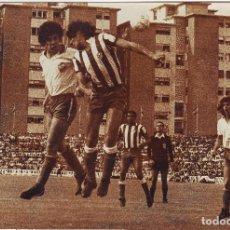 Coleccionismo deportivo: Nº 5 FOTOGRAFÍA DEL AT. DE MADRID TROFEO CARRANZA 1976. Lote 86293976