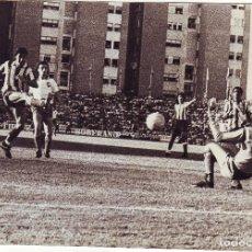 Coleccionismo deportivo: Nº 6 FOTOGRAFÍA ORIGINAL DEL AT. DE MADRID 1976 TROFEO CARRANZA. Lote 86294160