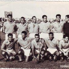 Coleccionismo deportivo: Nº 3 FOTOGRAFÍA ORIGINAL DEL C.D. SAN FERNANDO DE CÁDIZ TEMPORADA 1959/60. Lote 86433584