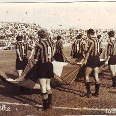 Coleccionismo deportivo: FOTOGRAFÍA ORIGINAL DEL INTER DE MILÁN 1962 TROFEO CARRANZA . Lote 86443660