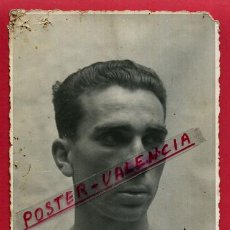 Coleccionismo deportivo: FOTOGRAFIA BOXEO, FOTO BOXEADOR JUAN AGUADO 1941 , AUTOGRAFO POSTAL ,ORIGINAL ,BX106. Lote 86728132