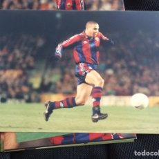 Coleccionismo deportivo: FOTO RONALDO GORDO BARCELONA. Lote 93103508