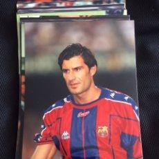 Coleccionismo deportivo: FOTO FIGO BARCELONA. Lote 93103639
