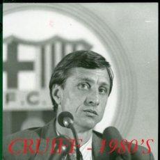 Coleccionismo deportivo: CRUYFF. Lote 93162385