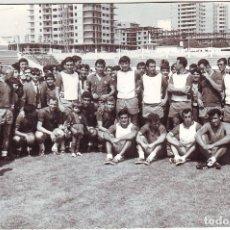 Coleccionismo deportivo: CÁDIZ. FOTOGRAFÍA DE LA PLANTILLA DEL F.C. BARCELONA EN CÁDIZ. TROFEO CARRANZA. Lote 94151305