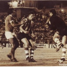Coleccionismo deportivo: Nº 1 FOTOGRAFÍA ORIGINAL DEL ATL. DE BILBAO EN EL TROFEO CARRANZA. Lote 96692207
