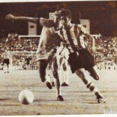Coleccionismo deportivo: Nº 5 FOTOGRAFÍA ORIGINAL DEL ATL. DE BILBAO EN EL TROFEO CARRANZA. Lote 96692867