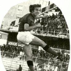 Coleccionismo deportivo: ANTIGUA FOTOGRAFIA ORIGINAL DECADA 1970 - RUSKY CON LA CAMISETA DEL REAL VALLADOLID. Lote 97403819