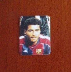 Coleccionismo deportivo: CURIOSA PEQUEÑA FOTO ROMARIO FC BARCELONA AÑOS 90 MINI FOTOGRAFIA. Lote 100200167