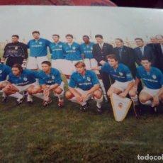 Coleccionismo deportivo: FOTO EQUIPO DEL VALENCIA ORIGINAL FOTOGRAFO FRANCISCO MARTI. Lote 101203231