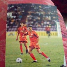 Coleccionismo deportivo: FOTO EQUIPO DEL VALENCIA ORIGINAL FOTOGRAFO FRANCISCO MARTI. Lote 101203339