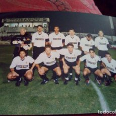 Coleccionismo deportivo: FOTO JUGADORES VALENCIA CF ORIGINAL FRANCISCO MARTI. Lote 101204019