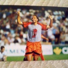 Coleccionismo deportivo: FOTO RUFETE VALENCIA C.F ORIGINAL FOTOGRAFO FRANCISCO MARTI. Lote 101214563
