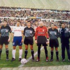 Coleccionismo deportivo: FOTO VALENCIA C.F ORIGINAL FOTOGRAFO FRANCISCO MARTI. Lote 101214663