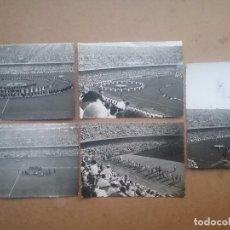 Coleccionismo deportivo: BARÇA CAMP NOU INAUGURACIÓN FOTOGRAFÍA 1957 FÚTBOL F.C. BARCELONA . Lote 104695971