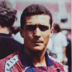 Coleccionismo deportivo: BARÇA: FOTOGRAFÍA DE GUILLERMO AMOR. AÑOS 90. Lote 105934603